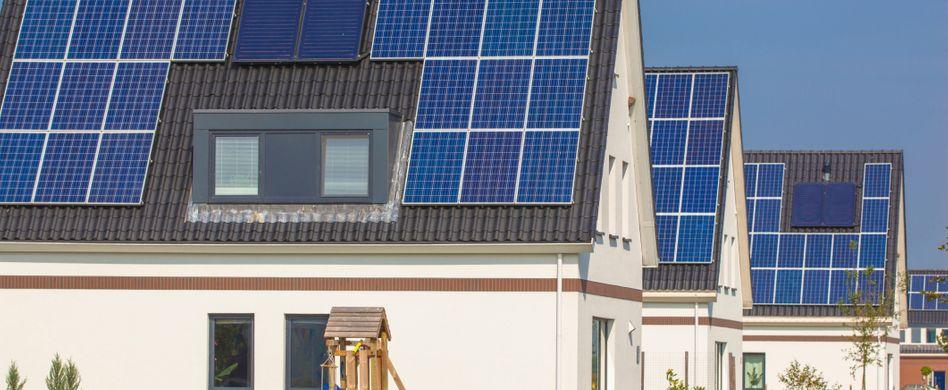 Eigenheim planen: Erneuerbare Energien sind ein Muss