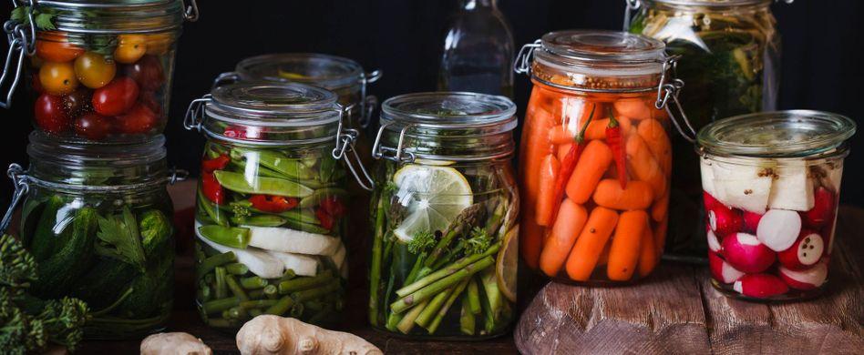 Gemüse fermentieren: So wird es knackig und lecker