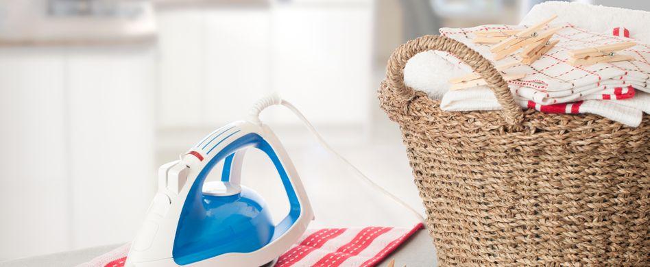 Bügeln ohne Bügeleisen? Ja, das klappt wirklich!