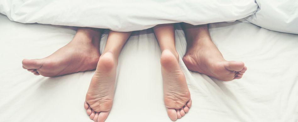 Raus sperma läuft gleich Ejakulatsvolumen steigern: