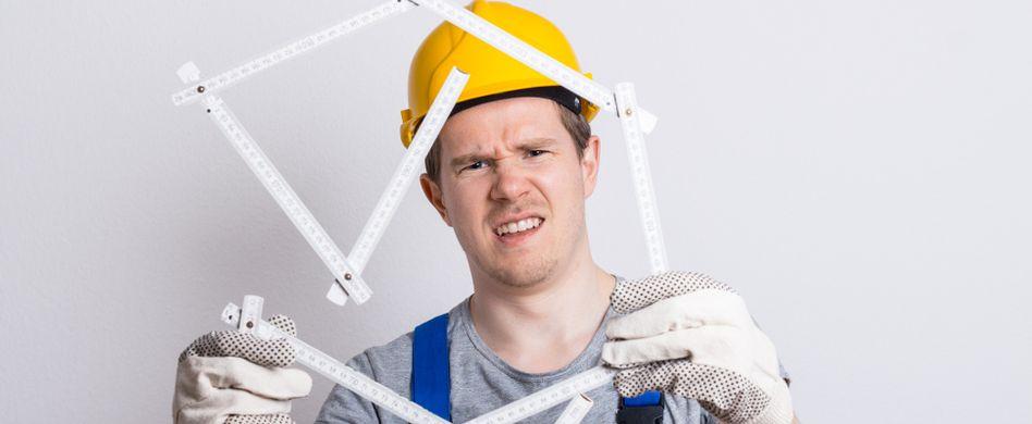 Die größten Heimwerker-Fails: Woran Sie merken, dass DIY doch keine gute Idee war