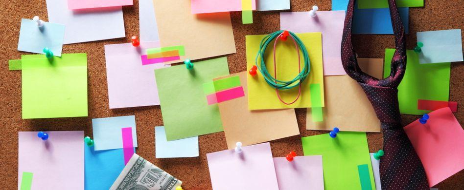 Pinnwand selber machen: Ideen und Tipps