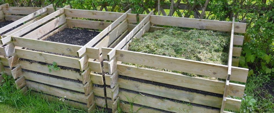 Kompost anlegen: So errichten Sie Ihren eigenen Komposthaufen