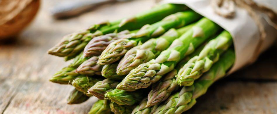 Grünen Spargel anbauen: Tipps zum Anbau im Frühjahr