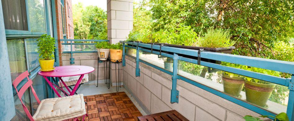 Balkon sanieren: Den Profi ranlassen