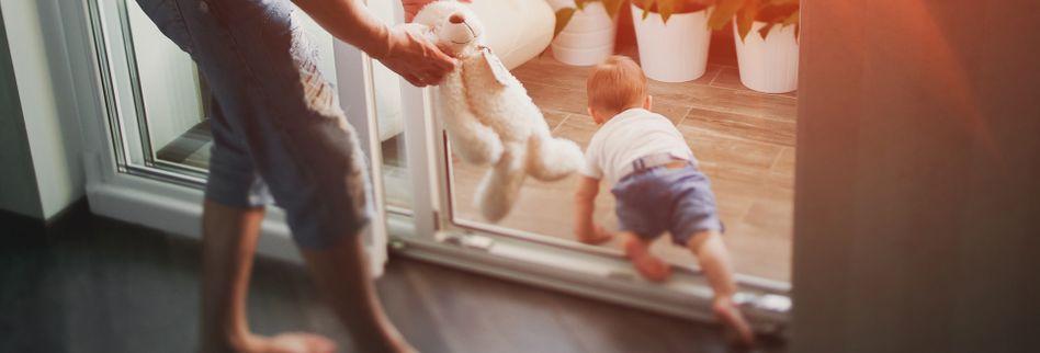 Balkon kindersicher machen: So gelingt es!