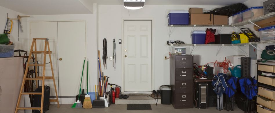 Garage einrichten: 3 praktische Tipps für mehr Stauraum