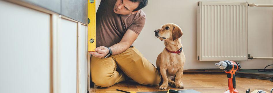 Richtig Renovieren: Wann muss ein Mieter seine Wohnung renovieren?