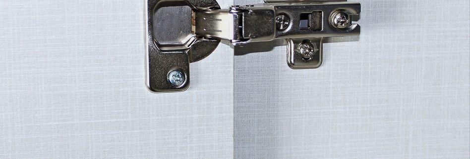 Schranktür einstellen: So sitzen die Türen richtig in Ihrem Möbelstück
