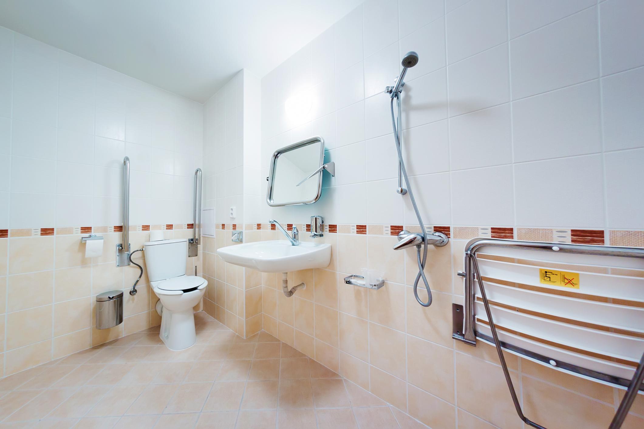 Barrierefreies Bad → Lesen Sie, wie Sie WC und Co ...