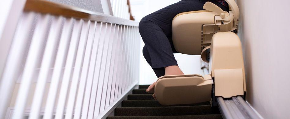 Treppenlifte und Rollstuhlrampen