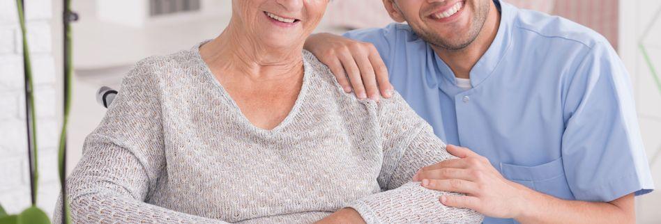 Langzeitpflege: Therapie zur Erhaltung der Fähigkeiten