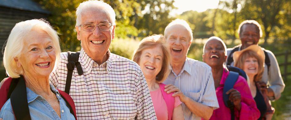 Freizeitgestaltung für Senioren: Auch im Rentenalter aktiv bleiben