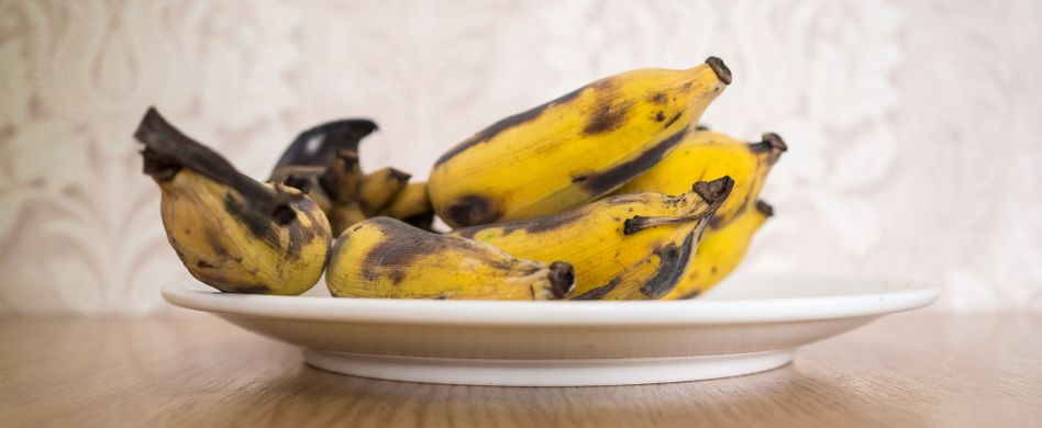 Braune Bananen verwerten: 5 kulinarische Tipps
