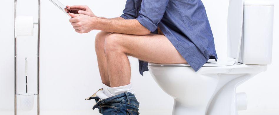 Klo-Knigge: 7 WC-Regeln, die jeder kennen sollte