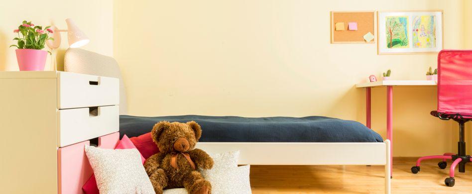 Kinderzimmer gestalten: Damit sich die Kleinen wohlfühlen