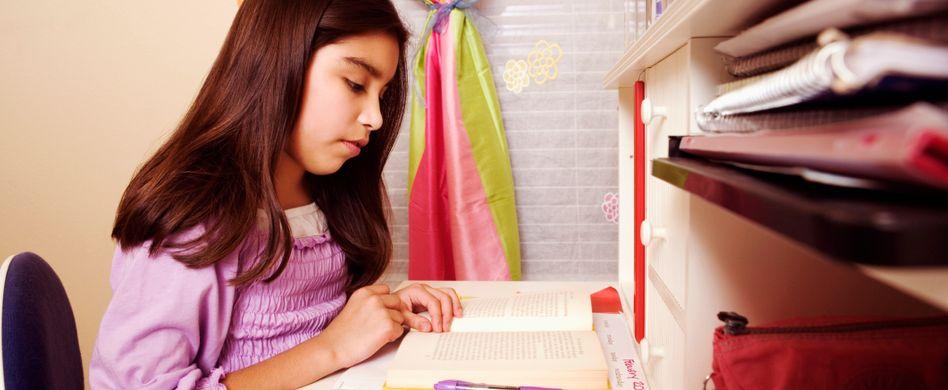 Spaß beim Lernen mit dem richtigen Lernplatz