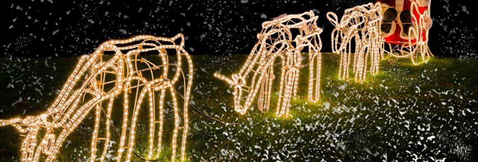 3 clevere Spartipps für die Weihnachtsbeleuchtung