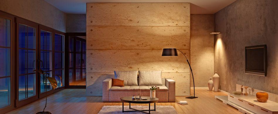 Innenbeleuchtung: Die richtige Lampe für jeden Raum