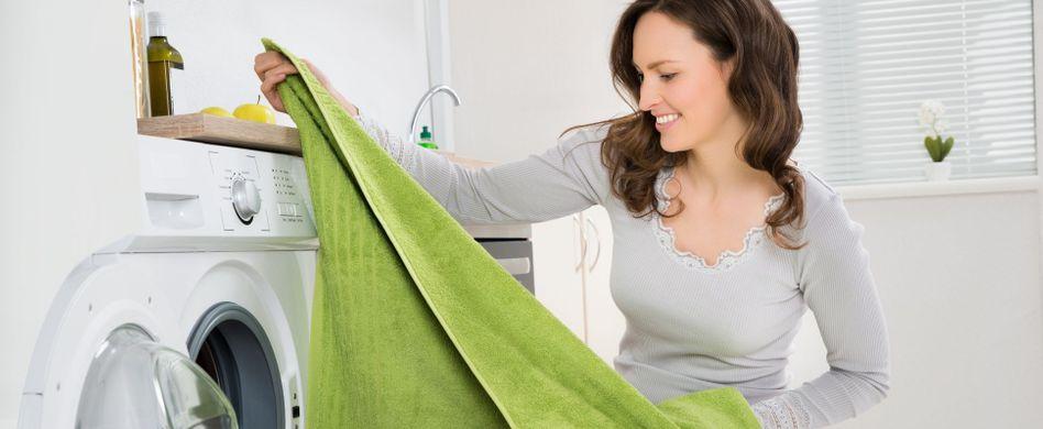Wäsche schneller trocknen: Mit diesem Trick funktioniert es