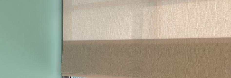 Rollos reinigen: So wird der Sichtschutz wieder sauber