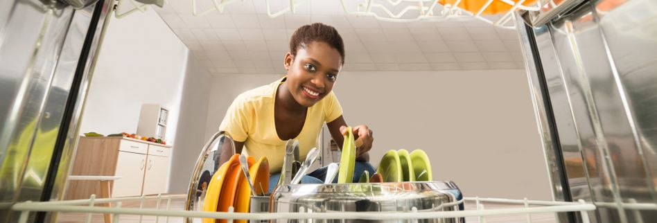 6 Dinge, die Sie tatsächlich in der Spülmaschine reinigen können