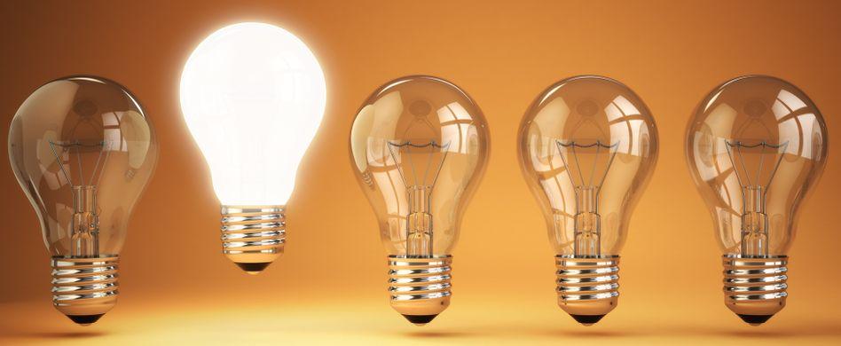 Energiesparlampen oder LED: Was ist besser zum Energiesparen?