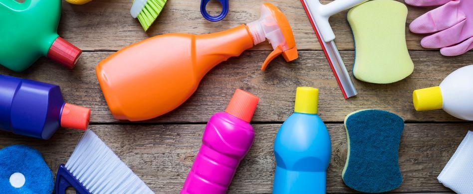 5 clevere Hausmittel, die beim Putzen helfen