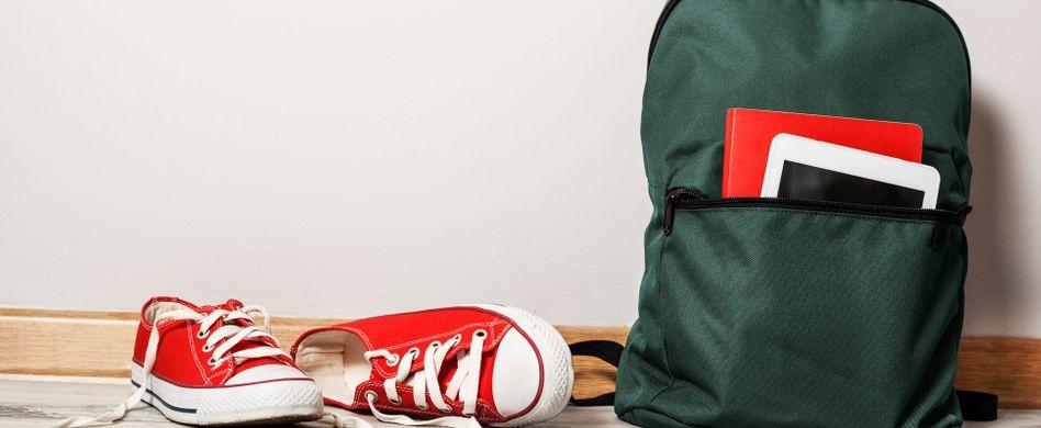 Schulranzen & Rucksack waschen: So werden die Taschen wieder sauber
