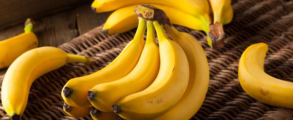 Bananen haltbar machen: Diesen Lifehack müssen Sie kennen!