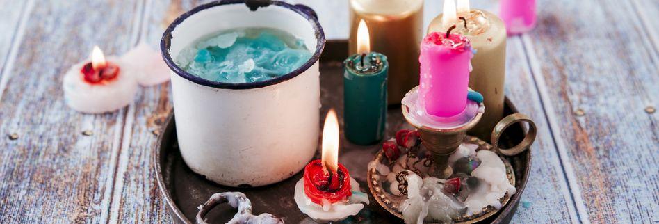 Kerzenreste nicht wegschmeißen: 5 Verwendungsmöglichkeiten