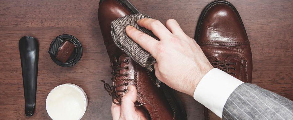 Die 5 häufigsten Fehler bei der Schuhpflege
