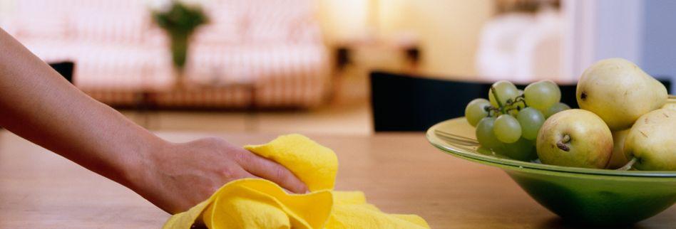 Staub vermeiden: 4 Tipps für eine saubere Wohnung