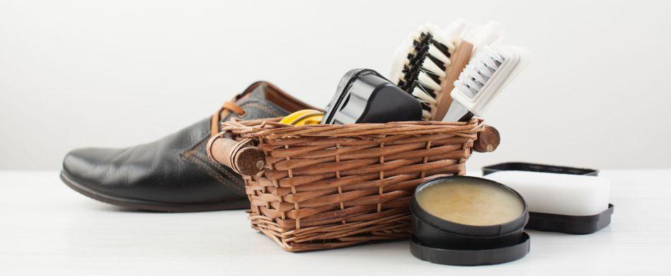Schuhcreme selber machen: So einfach gelingt die DIY-Schuhpflege
