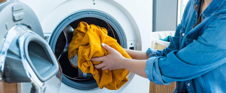 Waschmaschine reinigen: Saubere Geräte leben länger