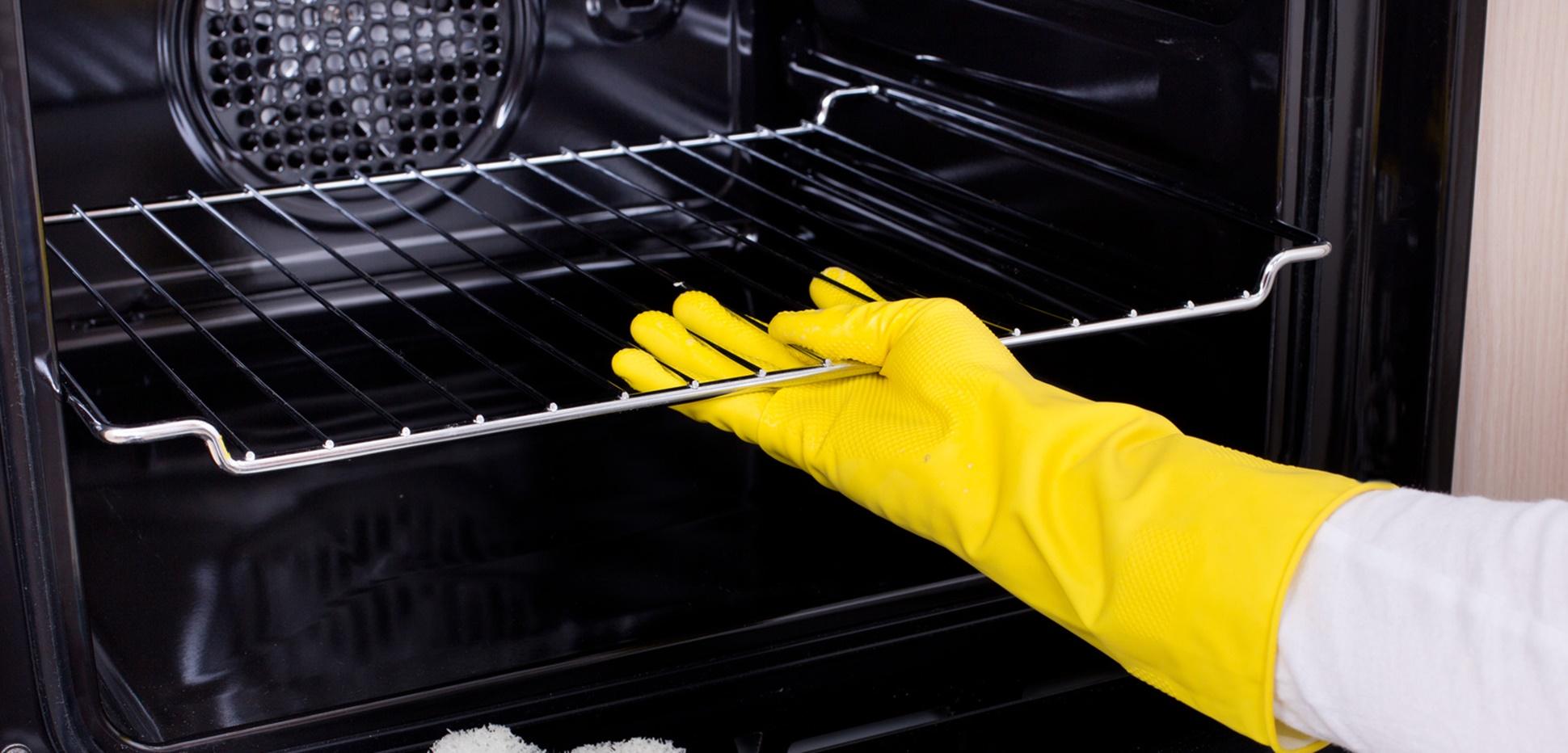 Backofen reinigen mit Hausmitteln → Hier lesen, welche