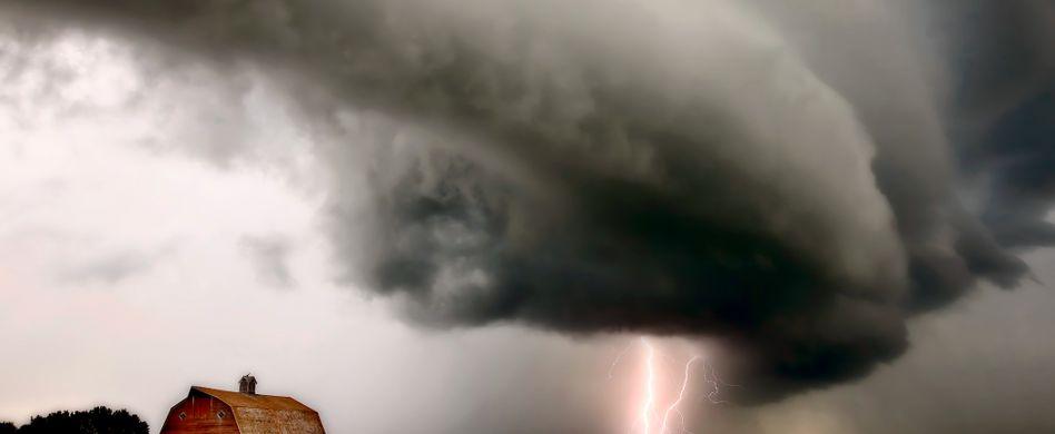 Unwetterschaden: Welche Versicherung kommt wofür auf?