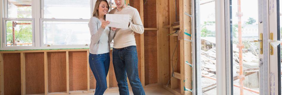 Haus planen: Mit diesen Tipps können Sie günstig bauen