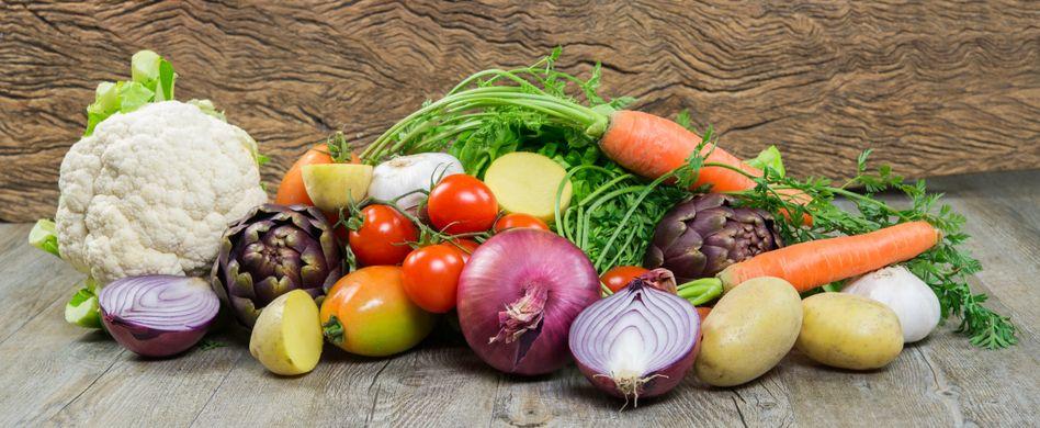Diese 6 Lebensmittel sind gut für die Leber