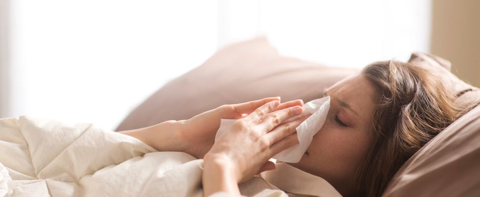 Erkältung schnell loswerden: 3 Tipps für rasche Genesung