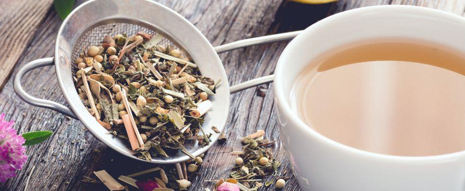 Detox Tee - ein idealer Begleiter zum Entgiften