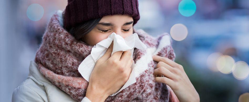 Influenza: Das müssen Sie über die Grippe wissen