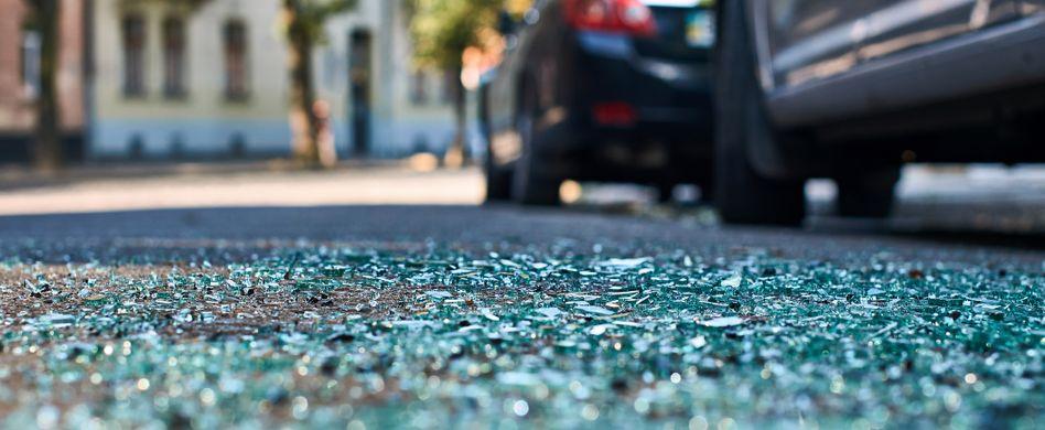 Kettenauffahrunfall: Trägt der Auffahrende immer Schuld?
