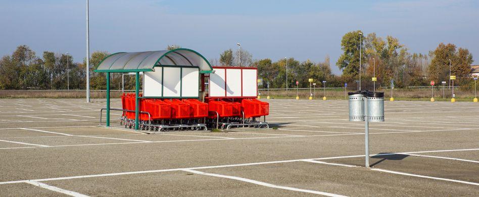 Wie lange darf man eigentlich auf einem Kundenparkplatz stehen?