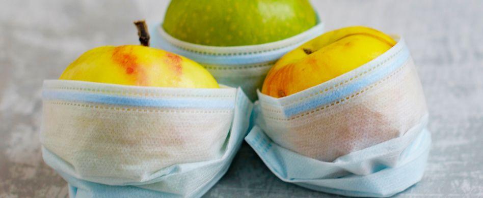 Ansteckung über Obst und Gemüse? 9 Corona-Mythen im Check