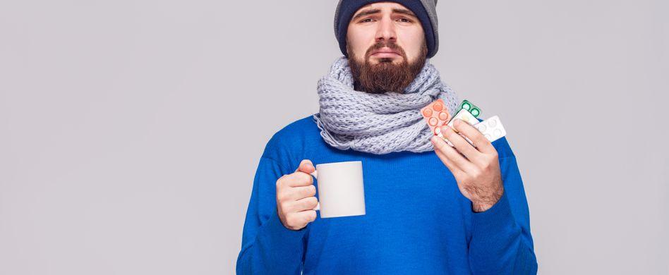 Erkältung: Alles rund um den grippalen Infekt