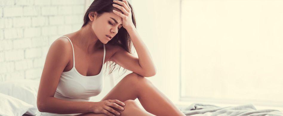 Was ist PMS? Symptome und typische Beschwerden
