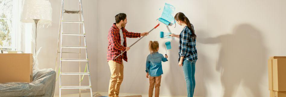 Renovierungskredit Vergleich 2020 - Wohnträume zinsgünstig finanzieren!
