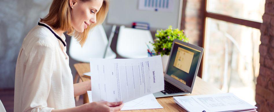 Vom Arbeitszimmer bis zum Handwerker: Das können Sie alles von der Steuer absetzen