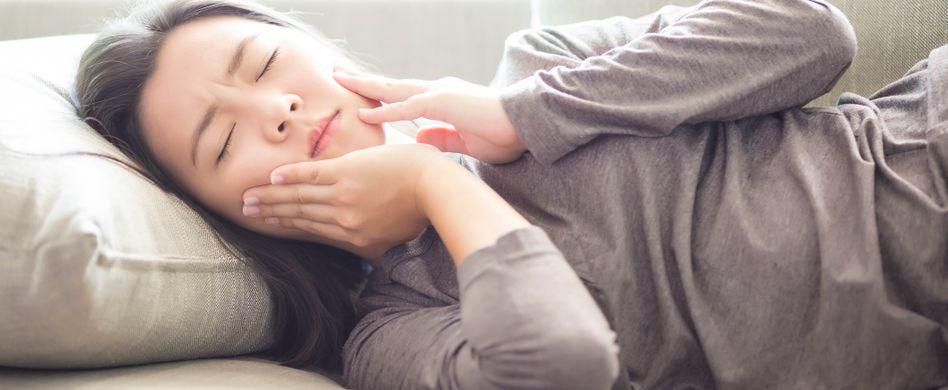 Zahnschmerzen im Liegen: Wo der Zahnschmerz herkommt